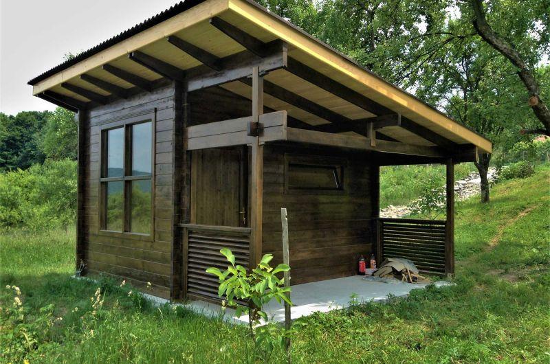 Case pentru Grădină- Complexe Turistice